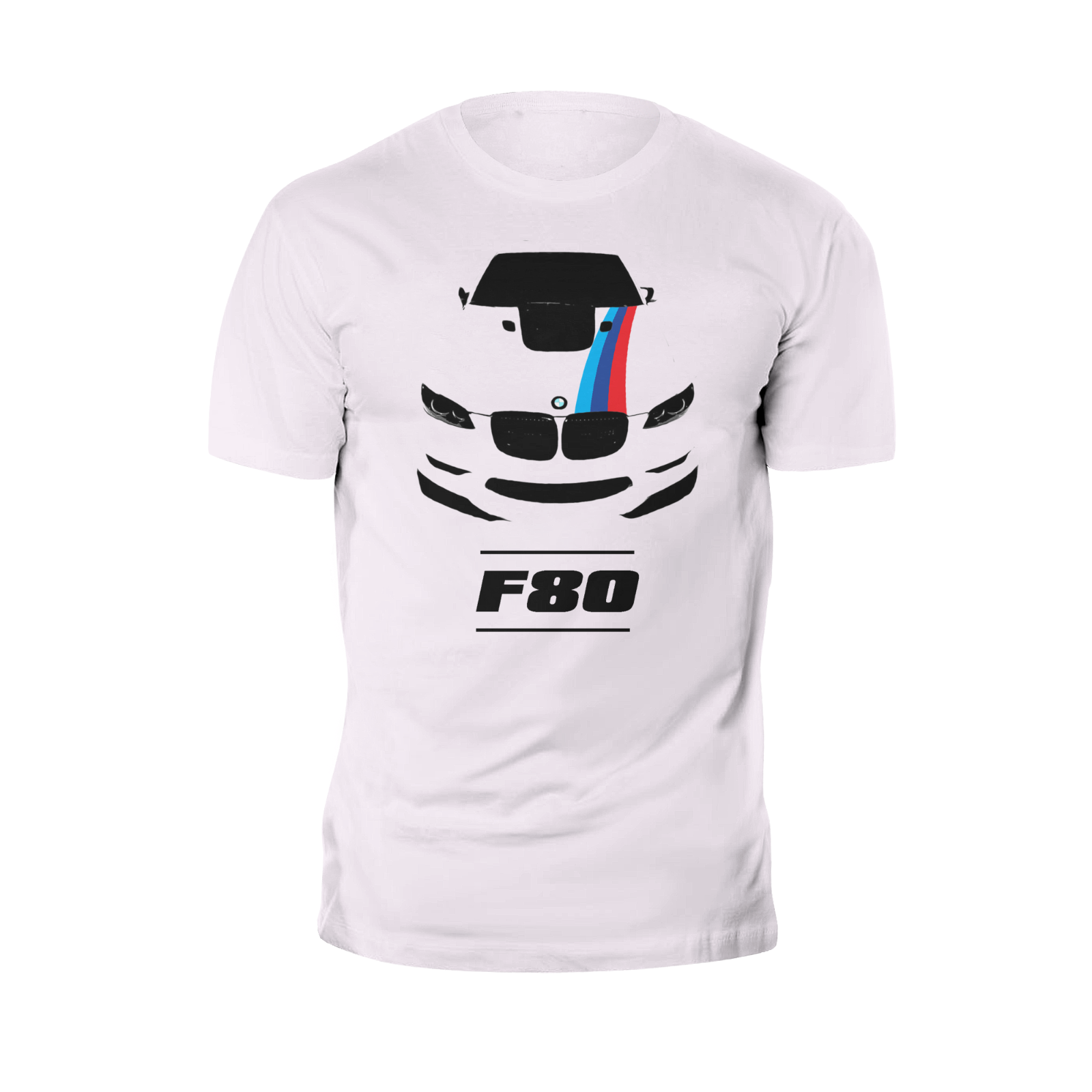 f035c9fb3903 New T-shirt BMW M3 F80 Front M Power Stripes | Graphic T shirts | T ...