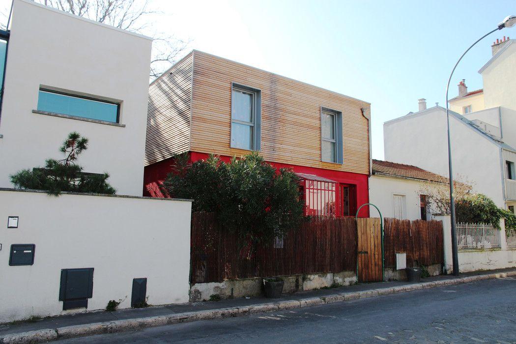 Prix national de la construction bois - Panorama - MAISON ROUGE - prix de construction maison