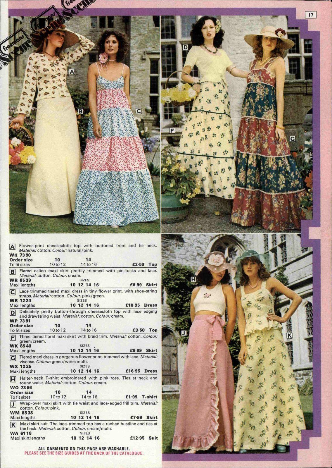 Sears Catalog 1973 Womensfashiondresses Women S Fashion
