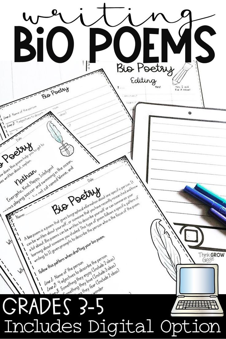 Pin on Poetry Anchor Charts, Lessons and Activities