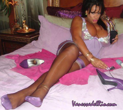 Vanessa Del Rio Feet
