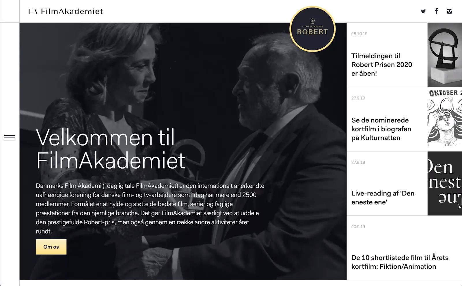 Pin On The Danish Film Academy Filmakademiet