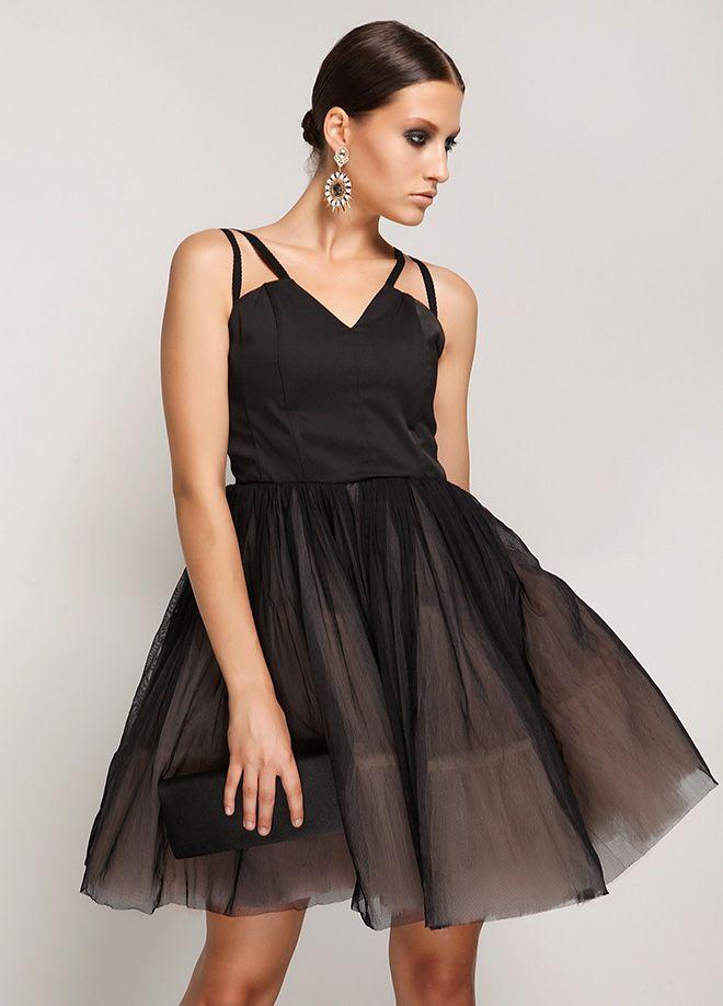 Stil Aşkı: Siyah Kuğu - Stil Aşkı: Siyah Kuğu Tütü elbise Markafoni'de 360,00 TL yerine 119,99 TL! Satın almak için: http://www.markafoni.com/product/4752315/