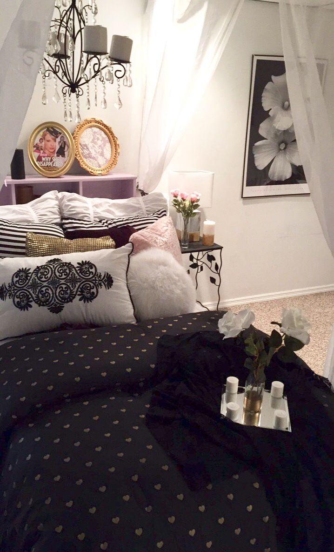 victoria secret inspired bedroom  bedroom inspirations