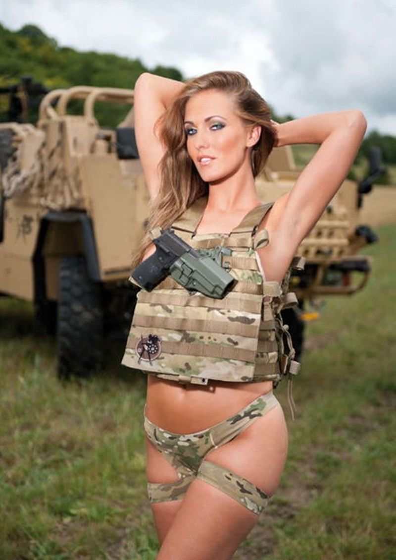Army cadet camouflage costume dress
