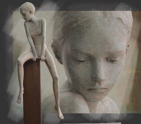Louis Treserras and Berit Hildre | Art sculpture, Sculptures ...