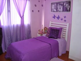 Dormitorios Colores Y Estilos Dormitorio Lila Decoracion De Paredes Dormitorio Ideas De Dormitorio Para Niñas