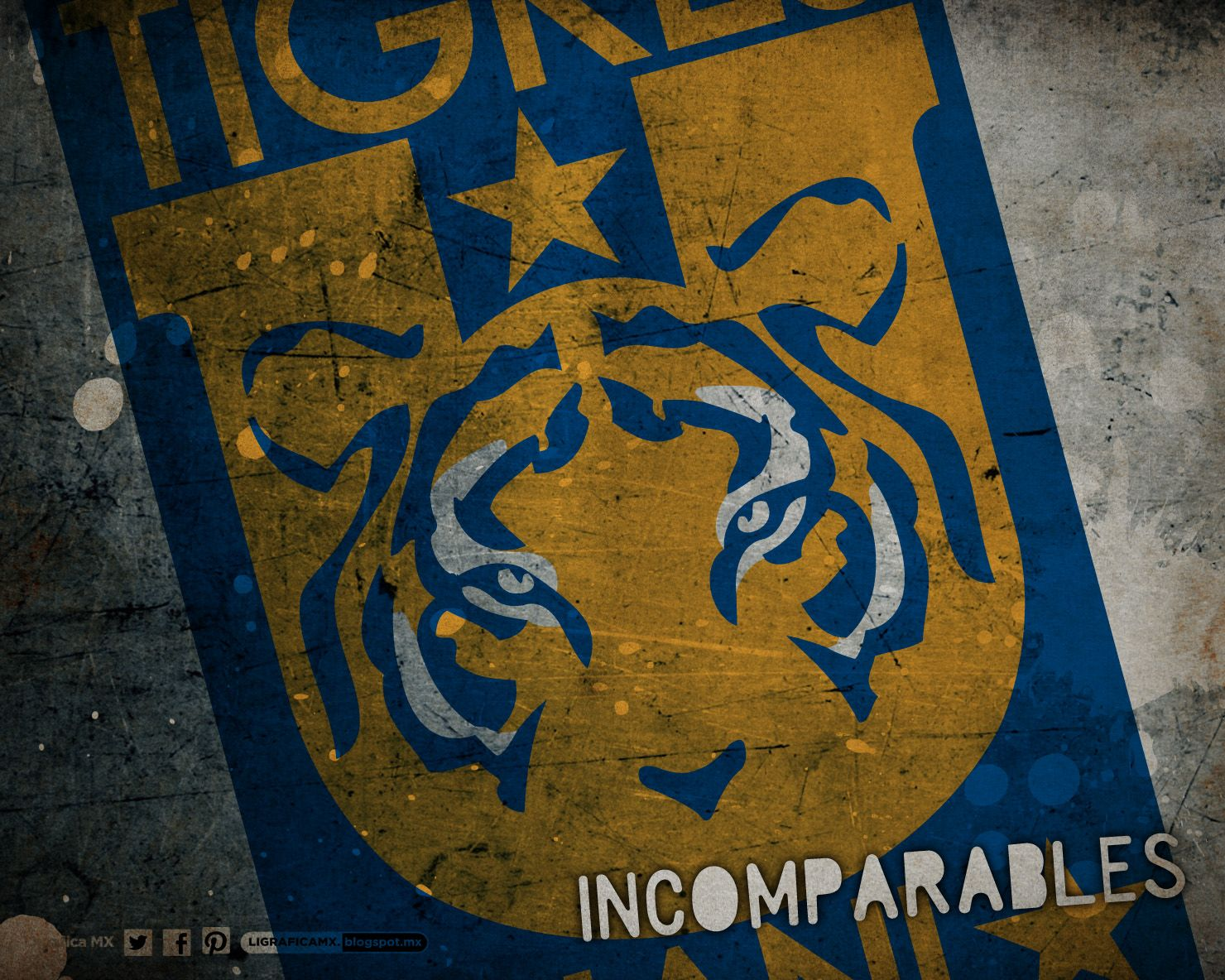 Soccer Tigres Wallpaper