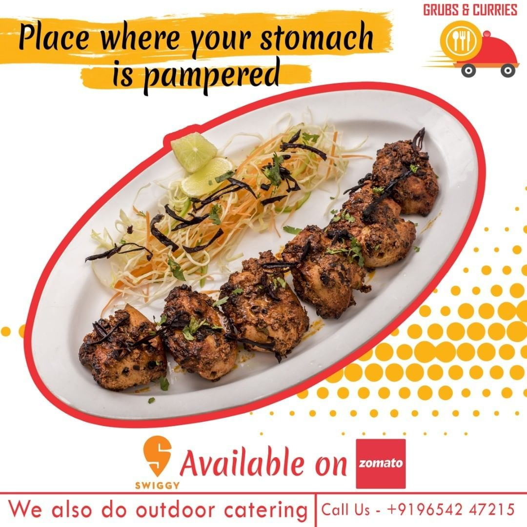 Place where your stomach is pampered. Contact us:-9654247215 Order On Swiggy. We also do outdoor catering.