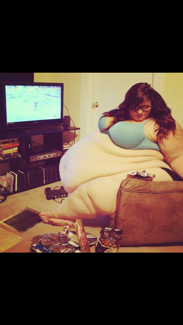 Lesbian lover weight gain