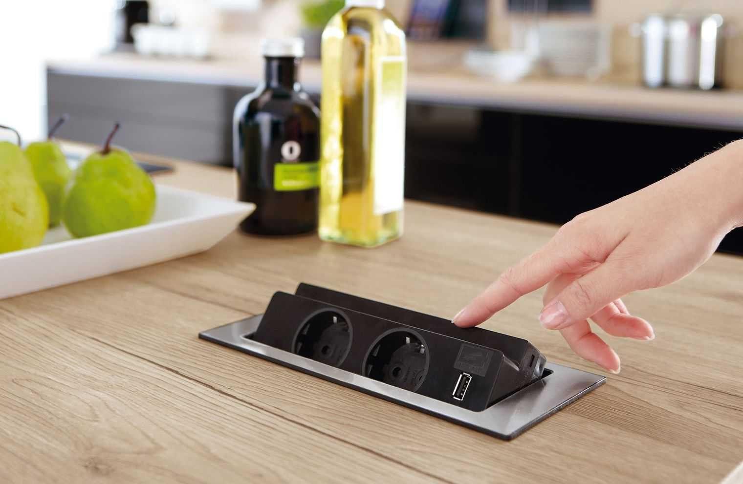 Prise Electrique Encastrable Plan De Travail Cuisine Design De Maison Enchanteur Prise Encastrable Plan De Travail Cuisine Et Bloc Avec 1520 X 991 Pixels Cuisine Ilot Cuisine Plan De Travail Cuisine