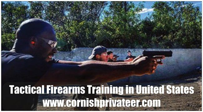 Tactical Firearms Training in US, Europe & Middle East | guns
