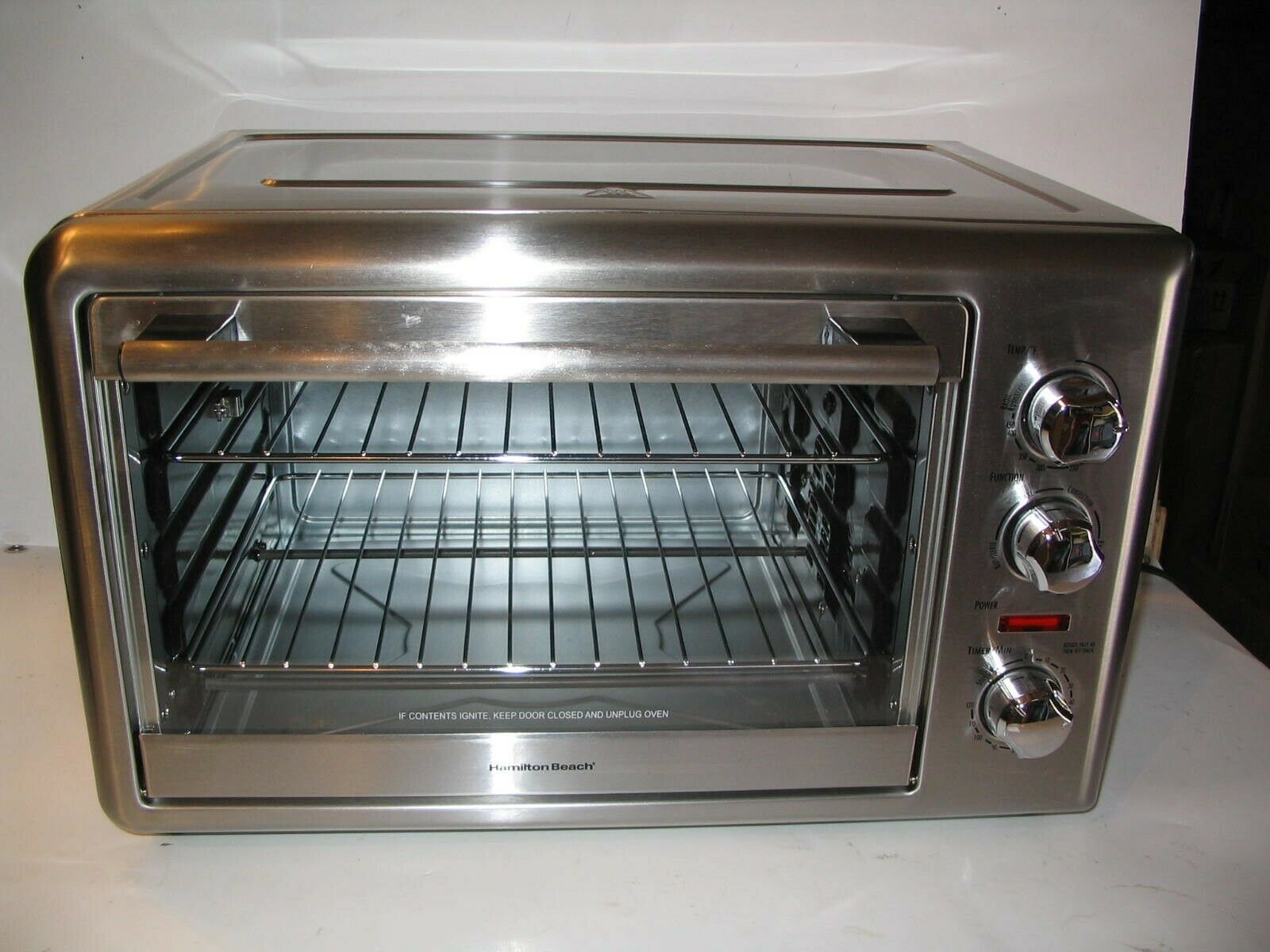 New Hamilton Beach 31103da Countertop Convection Rotisserie