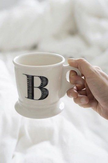 To sip on coffee in bed   Pinned by topista.com