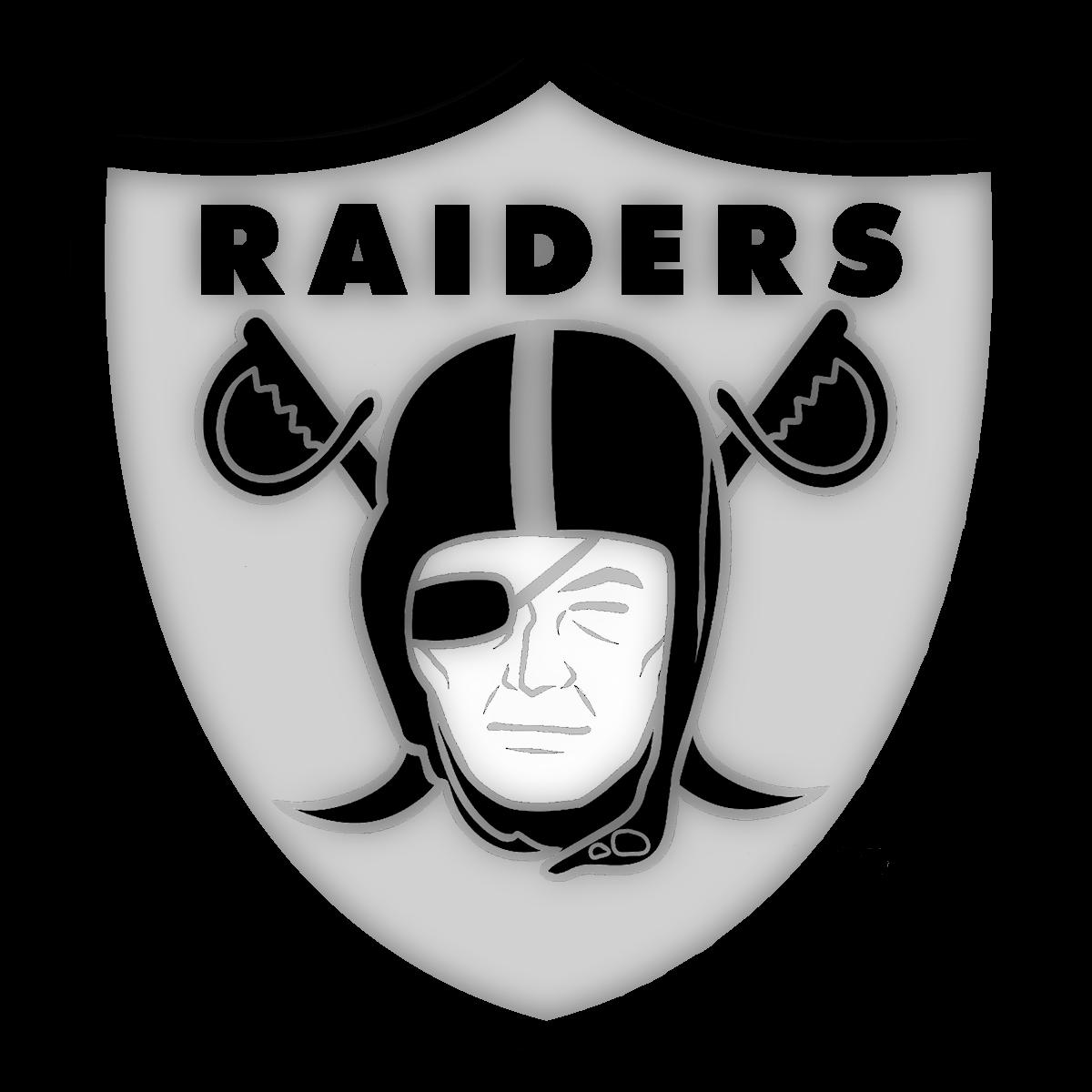 Oakland Raiders Logo Oakland raiders logo, Oakland