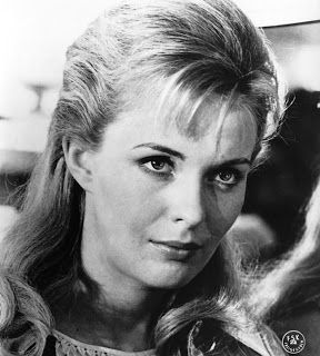 """Jean Seberg as Lilith Arthur in """"Lilith"""" (1964) directed ..."""