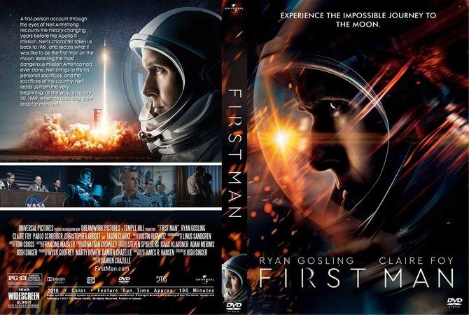 Download Film First Man 2018