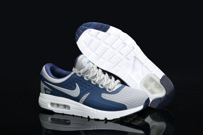 new product 0e6c0 5cc23 Free Shipping Only 69  Nike Air Max Zero 87 Nanotechnology Wolf Grey  Midnight Navy
