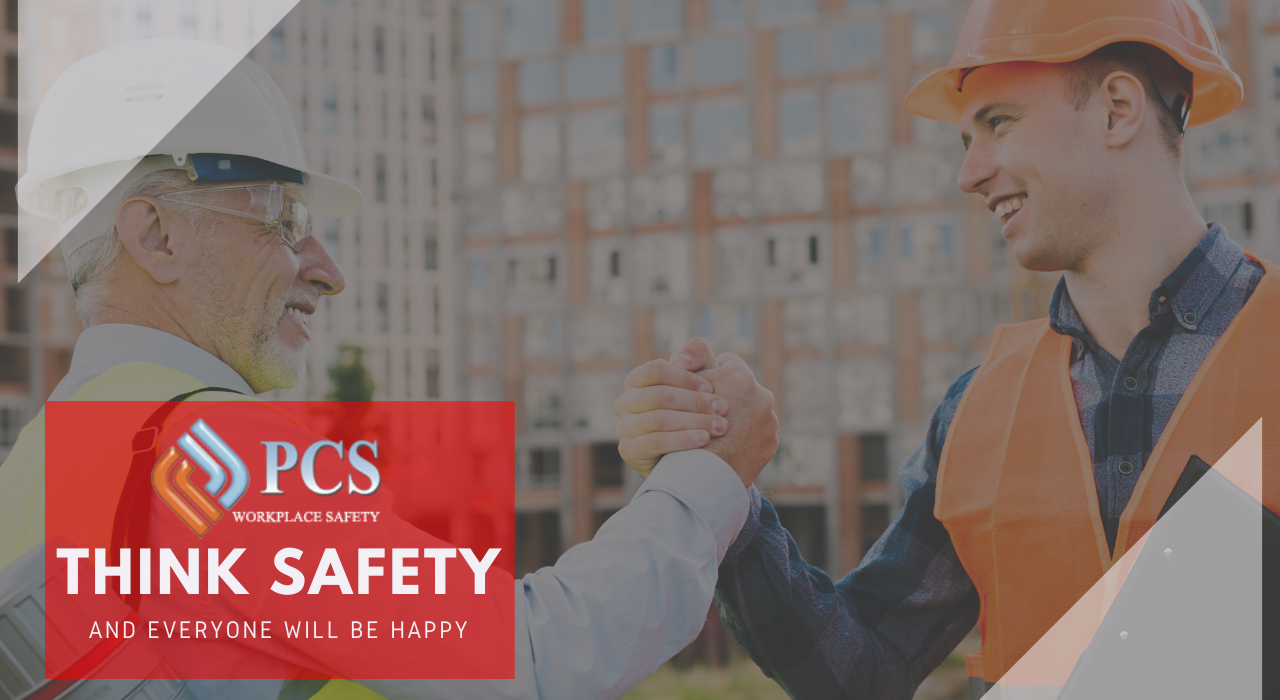 Because SAFETY matters to us! Does it matter to you too