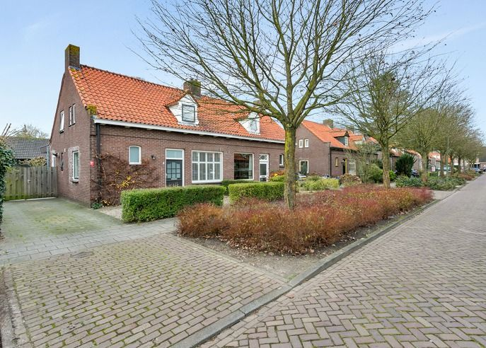 Prins Bernhardstraat 4 in Rosmalen 5246 XH