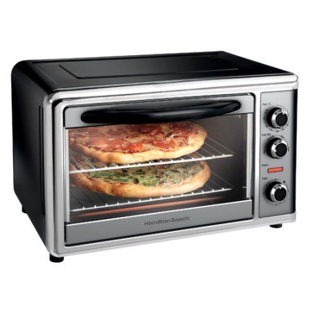 Countertop Oven With Convection And Rotisserie Silver