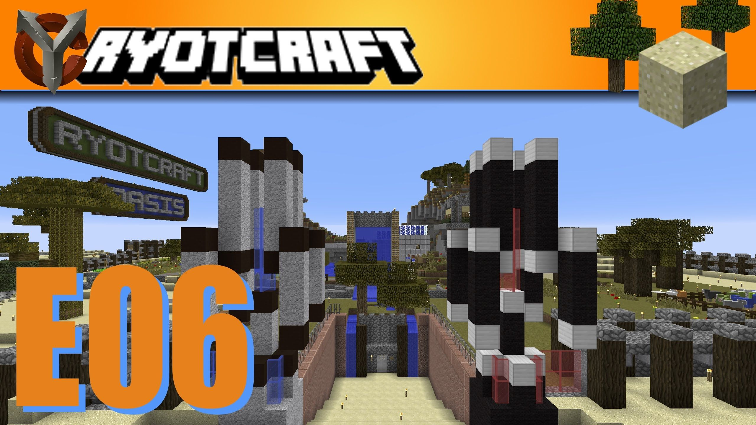 Ryotcraft Vanilla Minecraft Trial By Combat S2e6 With Images