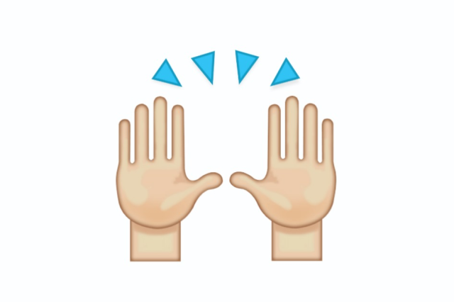 16 Emojis You Ve Been Using All Wrong Hand Emoji Hand Emoji Meanings Emoji
