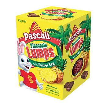 New zealand pascall pineapple lumps easter egg new zealand candy new zealand pascall pineapple lumps easter egg negle Images