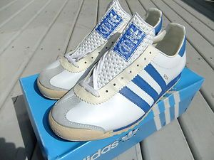 MEGA RARE VINTAGE 70'S ADIDAS ROM SNEAKERS TRAINERS SHOES 11 US 10.5 UK 44 EUR