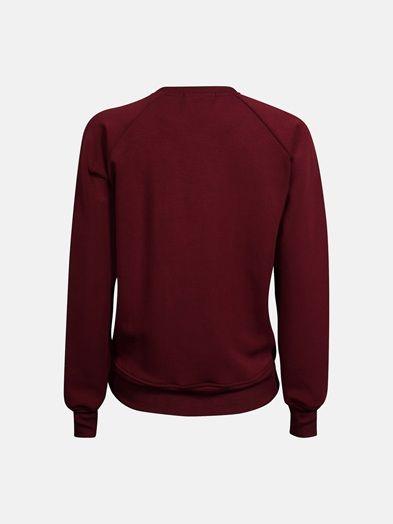 Chop sweater | 7170415 | Rød | BikBok | Norge