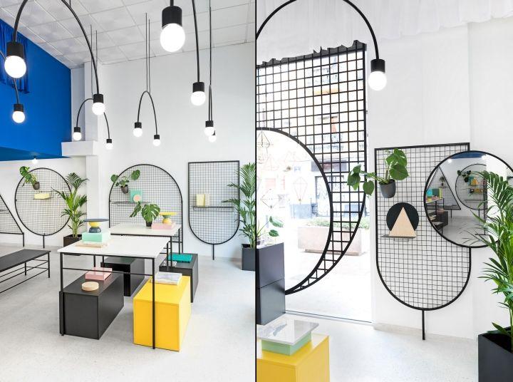 gnomo store by masquespacio valencia spain retail design blog commercial interiorsinterior - Commercial Interior Design Blog