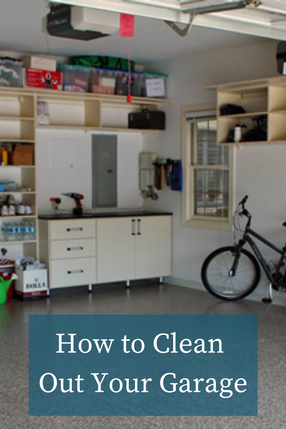 How To Clean Out Your Garage And Organize It Afterward In 2021 House Cleaning Tips Cleaning Organizing Garage Organize