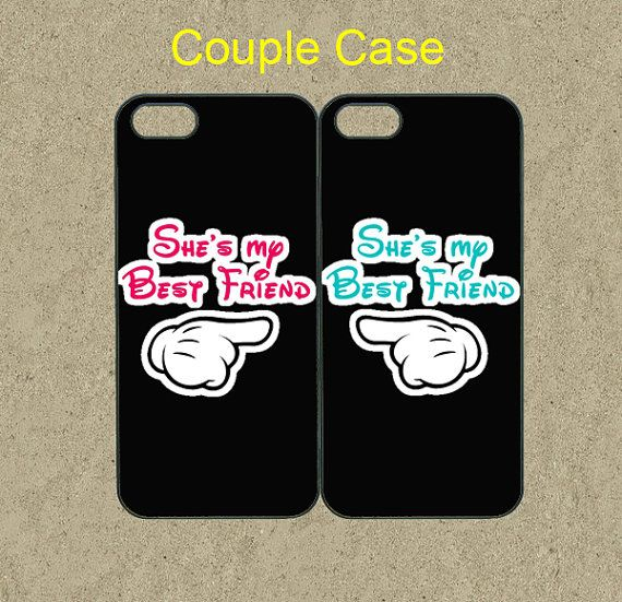 BFF iPhone 6 plus caseBest Friends iphone 6 casecute iphone 5S
