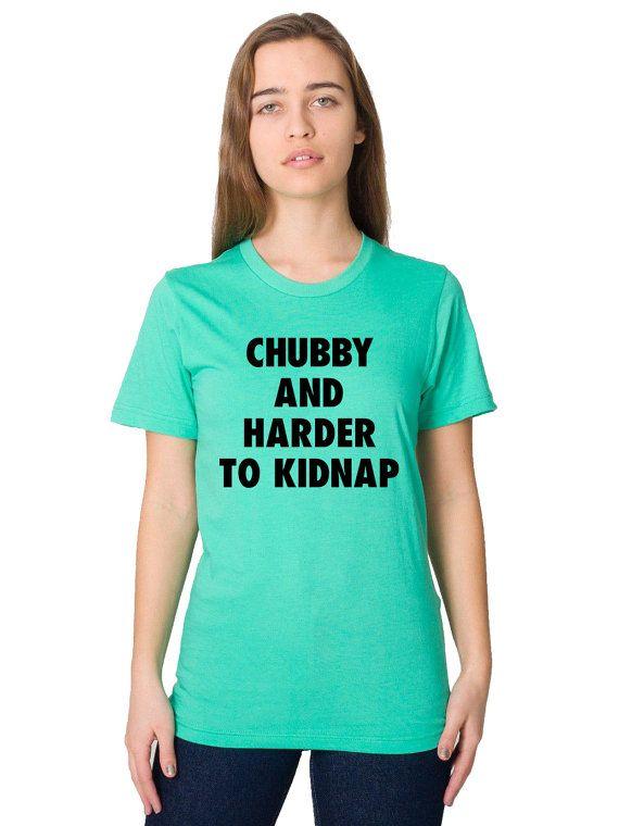 Funny Tshirt - BBW - Chubby - Plus Size - Fat - Curves - Sexy ...