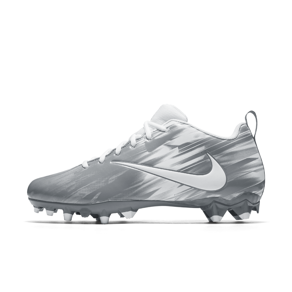d928db4ef63 Nike Vapor Varsity Low LAX Lacrosse Cleat Size 11.5 (White ...