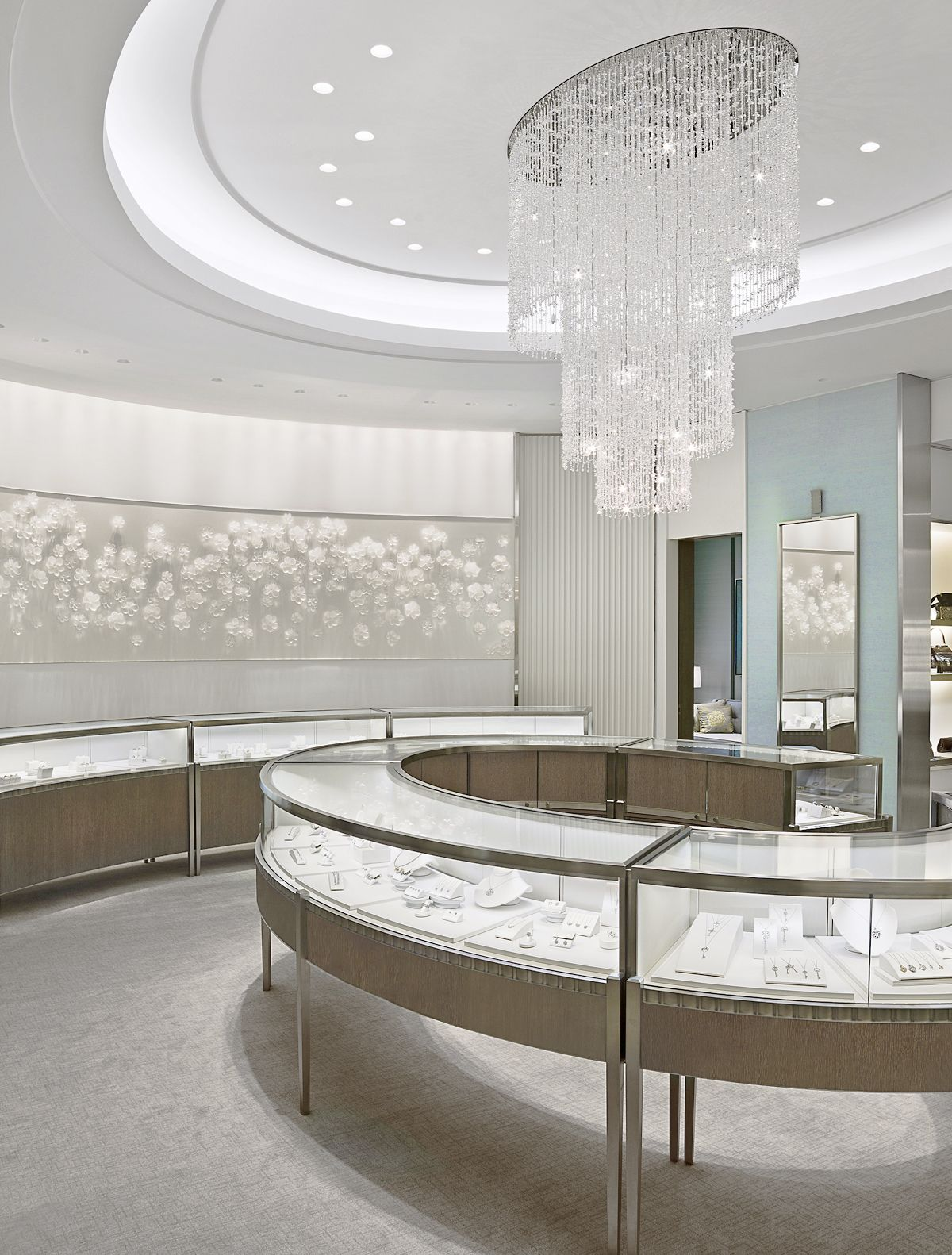 Tiffany & Co. Manhassett, New York. RETAIL PROJECTS in