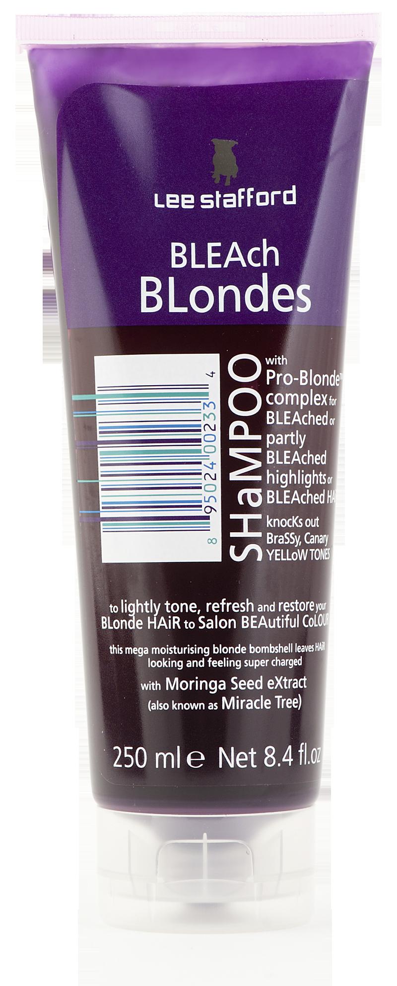 Lee Stafford Bleach Blondes Shampoo Dream Hair Pinterest
