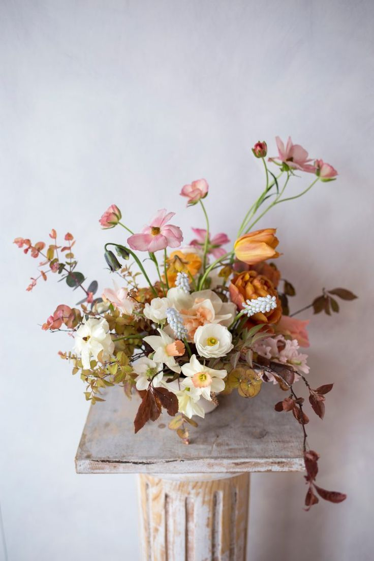 The New Floral Movement: Meet The UK's Leading Floral Designers