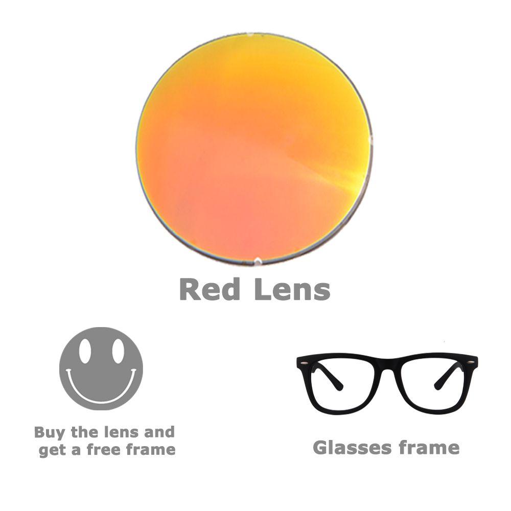 dc252477d4b SHINU Men Women Colorful Polarized Myopia Glasses Customized Lens  shortsighted Eyeglasses