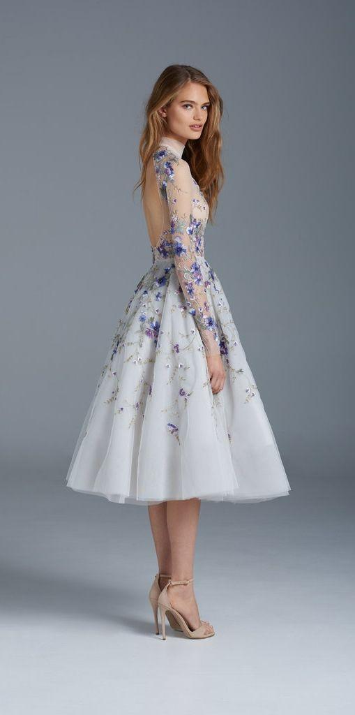 Enchanted Garden Prom Dress