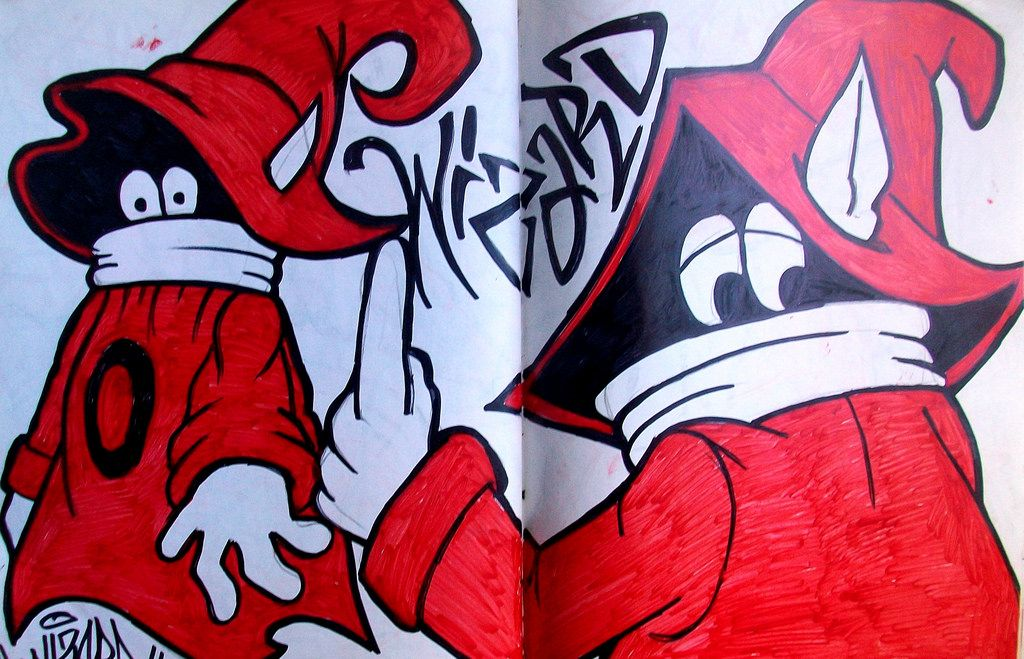 Image result for drawings graffiti wizards | C.D ...  Image result fo...
