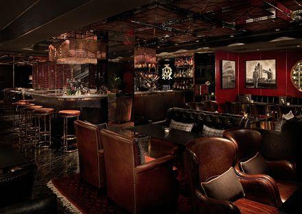 Man Cave Betekenis : Gentlemen s club opening of the house alfred dunhill hk man