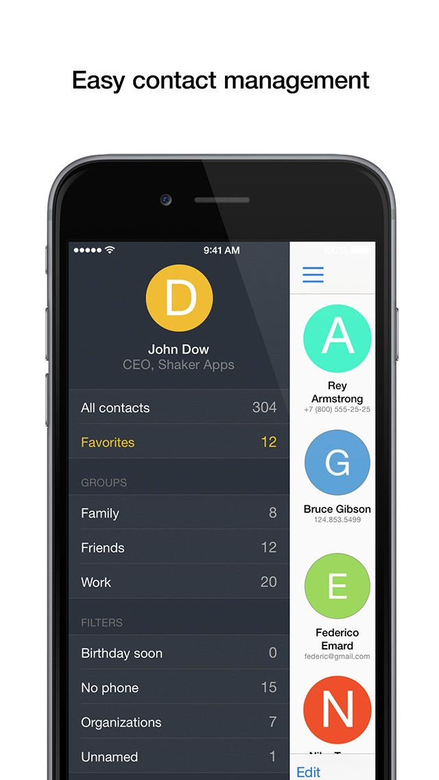 PhoneBook Pro on App Store PhoneBook Pro - it is an application to - phonebook by address