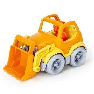 Stabil og holdbar gravko med en bevægelse greb foran, så barnet kan grave godt i sandkassen! Hurtig dag-til-dag levering - Køb hos Naturebaby.