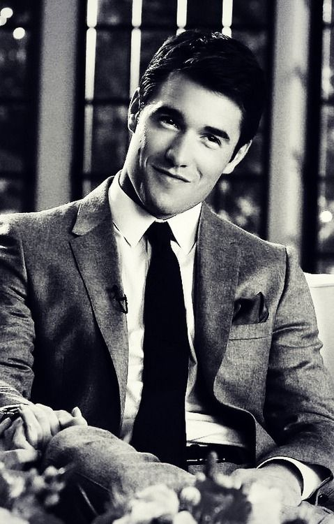 Josh Bowman. Again, not sure who he is but he is cute.