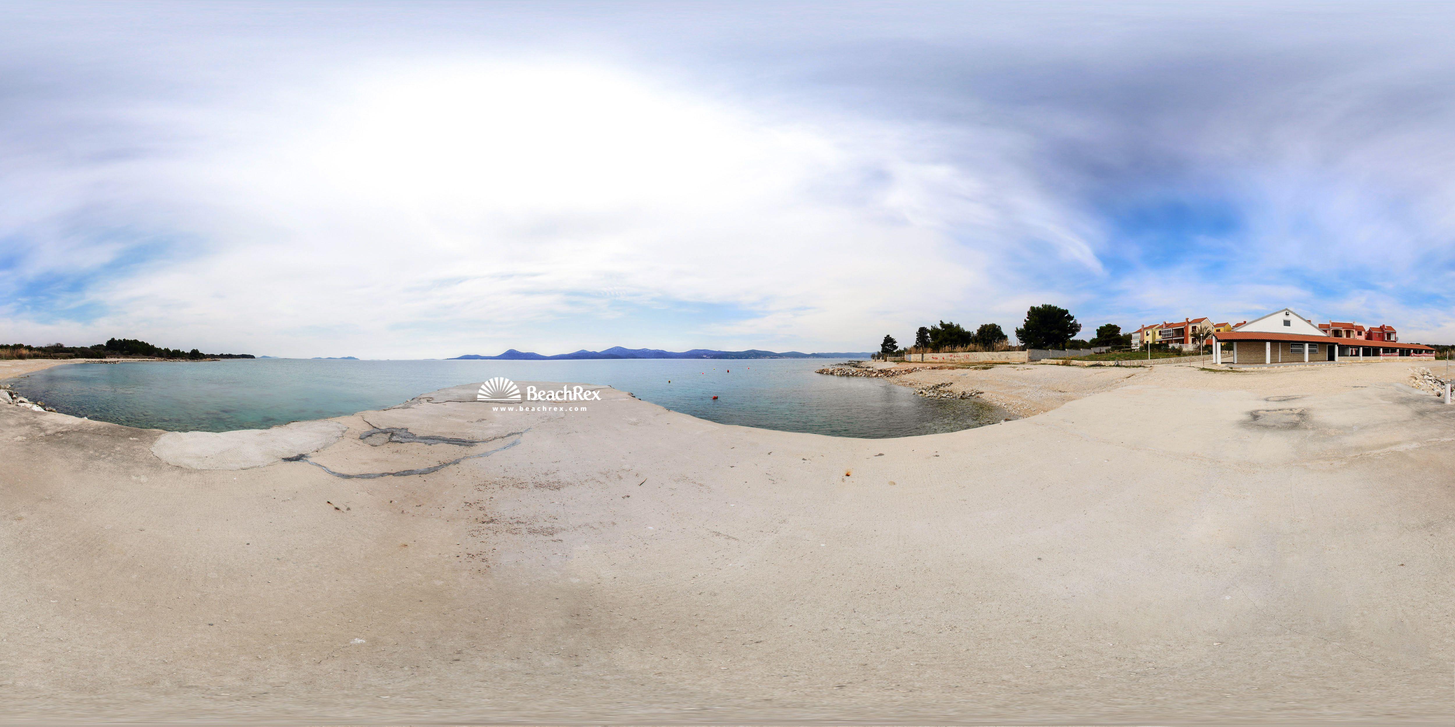 Beach Kumenat - Biograd na Moru - Dalmatia - Zadar - Croatia