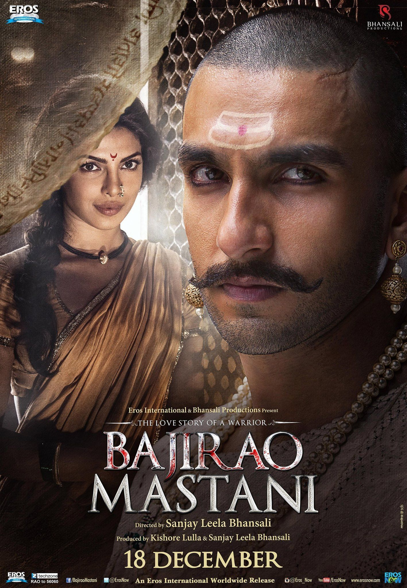 Bajirao Mastani 2015 720p Full HD Movie Free Download