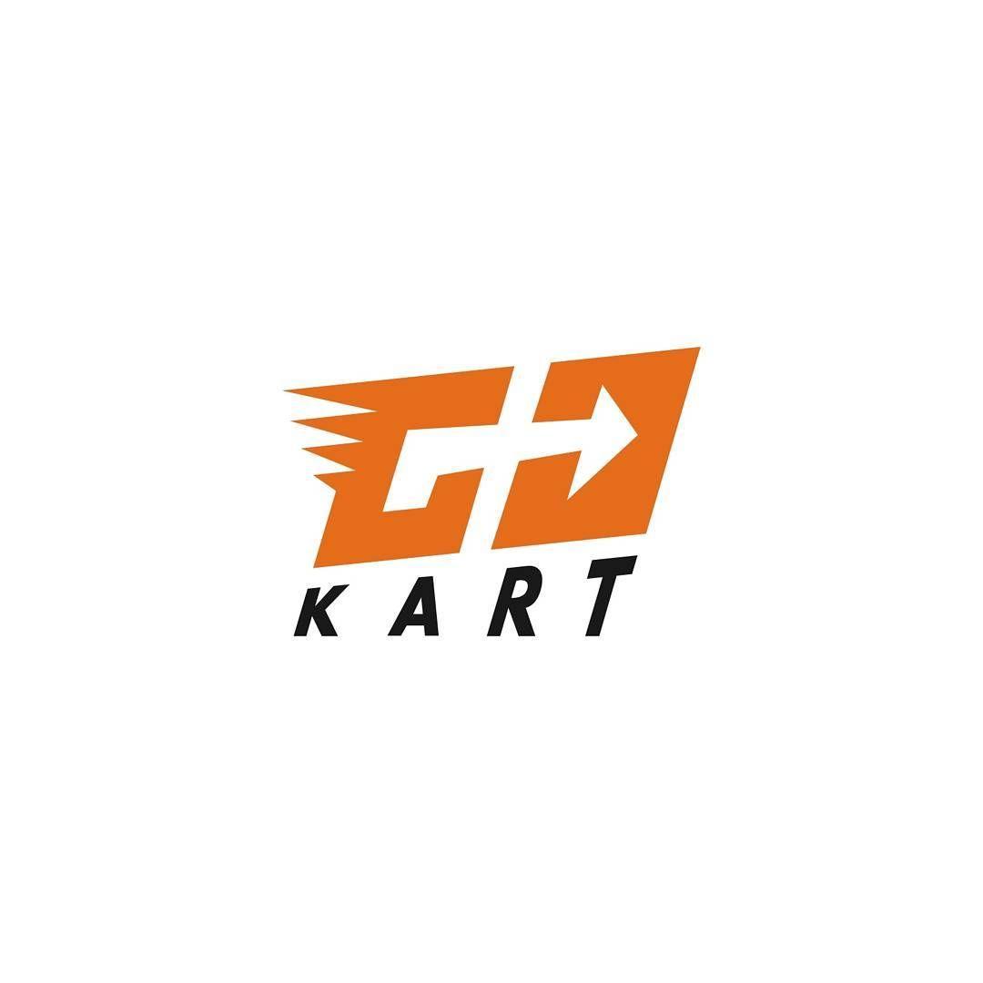 Go Kart Logo Design Exploration Logo Design Logos Design