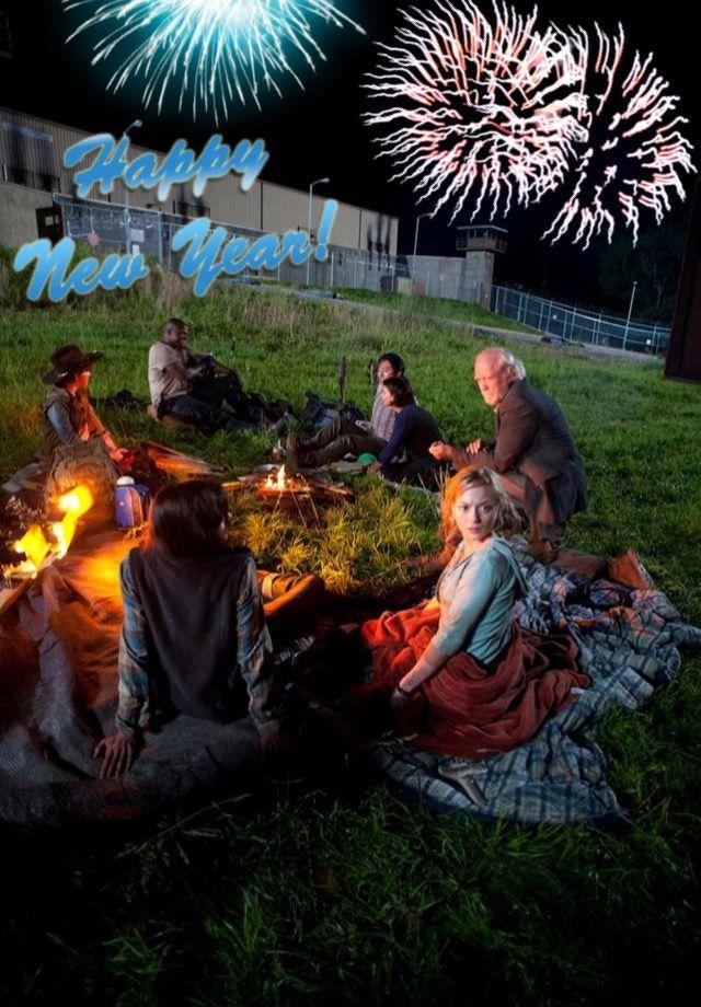 HAPPY NEW YEAR🌟 | The Walking Dead (AMC) | The walking ...