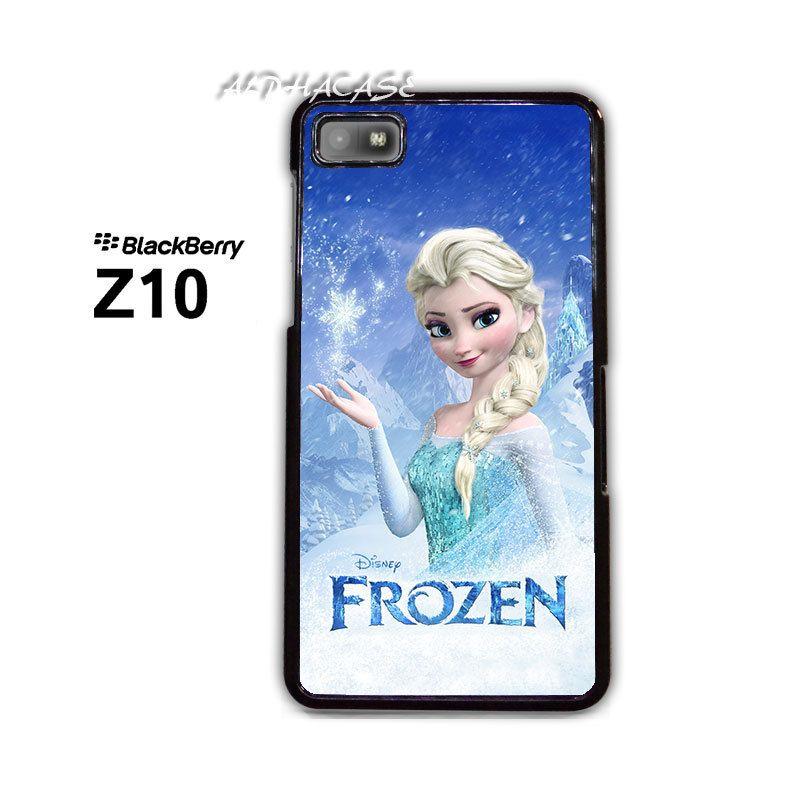 Elsa Frozen BB BlackBerry Z10 Z 10 Case